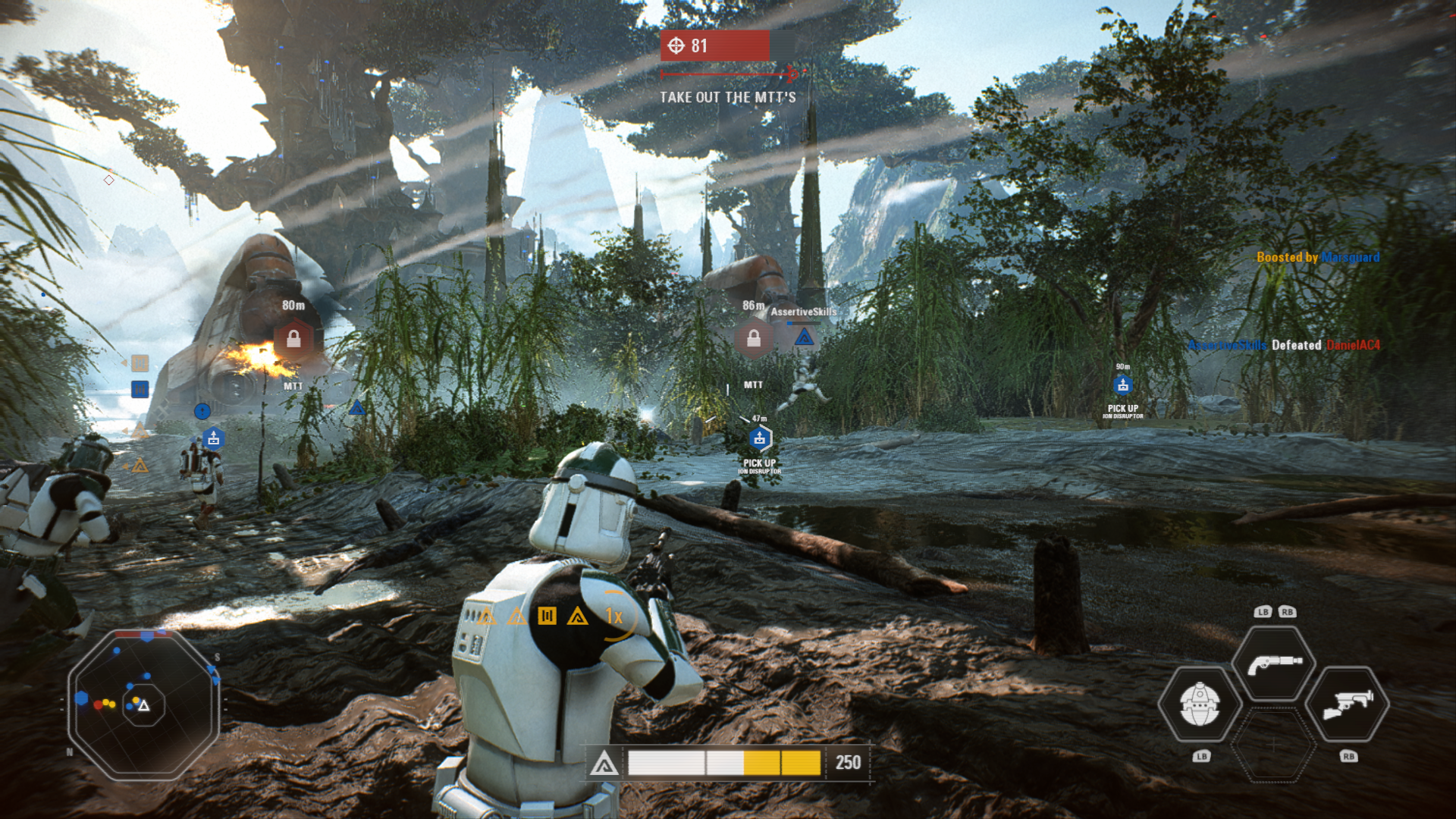 First Thoughts Battlefront 2 Is A Beautiful Game Despite The Controversy